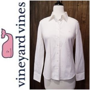NWT Vineyard Vines Snappy Button Down Shirt Sz M